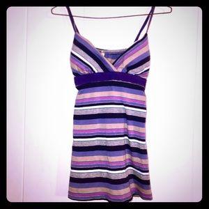 Multicolor Summer Stripe Top